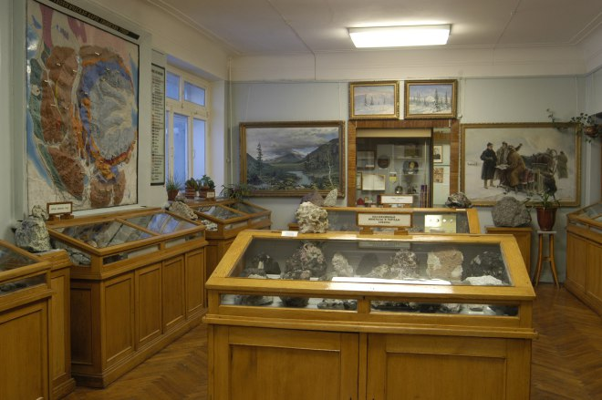 Mining and Geological Museum